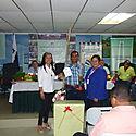 MIDA Coclé entrega reconocimiento a participantes del Día del Productor