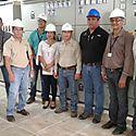 Autoridades del sector visitan nueva empresa agroindustrial en Chiriquí