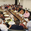 Coordinación de nuevas estrategias en pro del agro