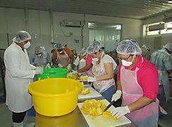 Productores de Los Santos se capacitan en elaboración de mermeladas