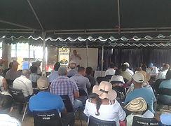 Día del Campo en finca lechera en Veraguas