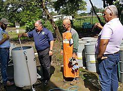 Envases vacíos de agro químicos serán tratados y reutilizados en centros de acopio