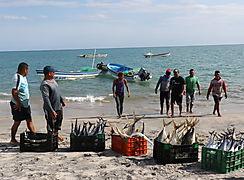 MIDA y ARAP entregan equipos de pesca en la Provincia de Coclé