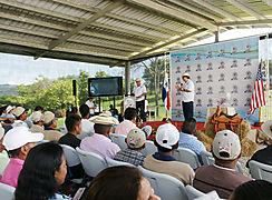 COPEG celebra los 20 años de Operaciones de Campo