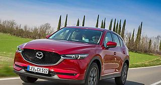 "Mazda CX-5, elegido ""Coche Familiar"" en el Women's World Car Of The Year 2017"