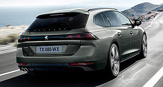 Peugeot 508 SW: el break radical