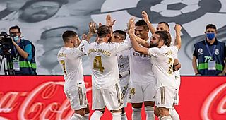 Real Madrid vence al Inter de Milan