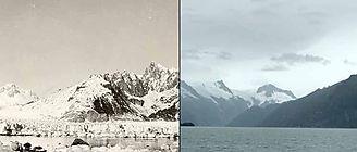 NASA divulga imágenes que muestran efectos del cambio climático