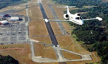 TOCUMEN SA doubles capacity of  Panama Pacifico airport