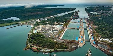 Canal de Panamá ampliado evita emisiones de CO2