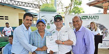 Productores de Gualaca y Dolega ya son dueños de sus tierras