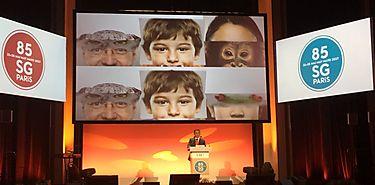 85ª sesión general de la Organización Mundial de Sanidad Animal
