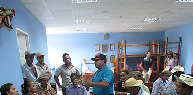 Comité de Diálogo de Agricultura Familiar en Los Santos