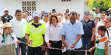 Inauguración de Galera Pesquera Artesanal en Veracruz