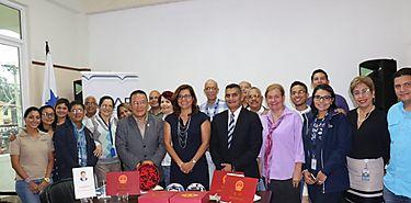 Técnicos de la ARAP ampliaron sus conocimientos en Manejo y Producción de Organismos Acuáticos en la República Popular de China