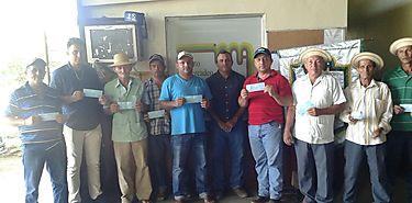 Se inicia pago de compra de ñame a productores de Herrera