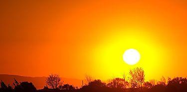 2017 se ubicará entre los tres años más calurosos