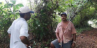 MIDA y las autoridades vigilan áreas fronterizas con Colombia