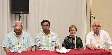 Reunión para dar a conocer avances y resultados en Sanidad Vegetal