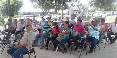 Consejo Agropecuario Regional en Calobre de Veraguas
