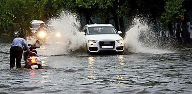 Alertan sobre inundaciones en el mundo por el cambio climático