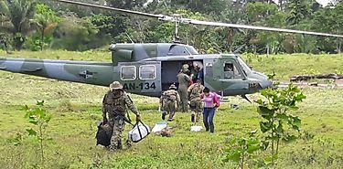 Intensifican operativos contra delitos ambientales en Darién