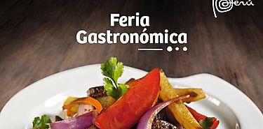 Feria Gastronómica del Perú