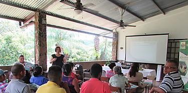 Gira a Veraguas de promotores en Agroturismo de Los Santos