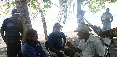III Gira de Asistencia a Pescadores en Puerto Armuelles Chiriquí
