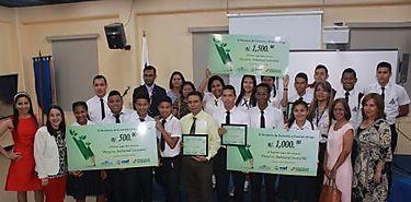 Premian a colegios por sus proyectos ambientales