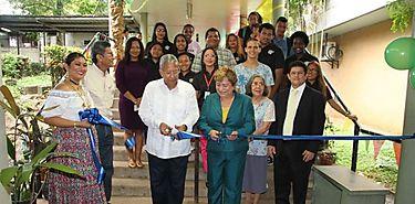 Con el lema Por un Panamá verde se inauguró al Bioferia 2017