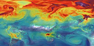 Alertan que el cambió climático generó un aumento del dióxido de carbono en el aire