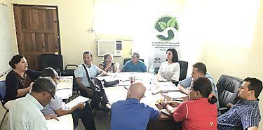 Comité de partes de la autoridad de control y certificación de productos orgánicos