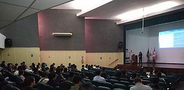 ARAP participa en el Congreso Internacional en Sanidad Acuícola 2017 en Lima Perú