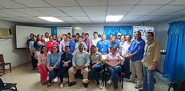 ARAP capacita sobre las Buenas Prácticas de Producción Acuícola en el Cultivo del Camarón Blanco P vannamei