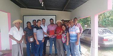 MIDA entrega perfil de proyecto agroindustrial en Los Santos