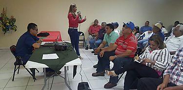 Dirección de Agroindustrias participo en la versión 59 de la Feria de la Candelaria de Bugaba