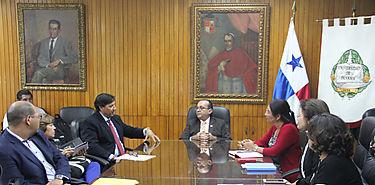 AGRONUTRE es presentado a la Universidad de Panamá