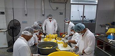 El Centro Agro industrial La Montuna de Divisa integra la agro transformación con la producción agrícola sostenible