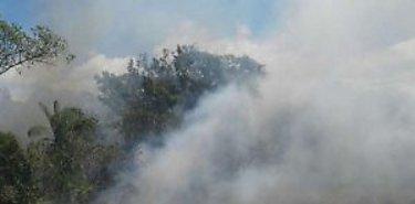 Panamá arde más de treinta veces al día