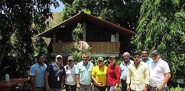 MIDA y ATP realizan gira por fincas agroturisticas de Los Santos