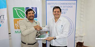 Presentan libro Diagnóstico de la Condición Ambiental de los Afluentes Superficiales de Panamá