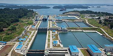 Proponen al canal de Panamá para premio medioambiental