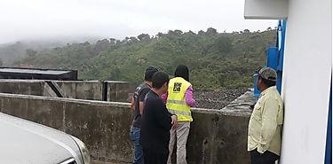 MiAMBIENTE inspecciona proyecto de Barro Blanco