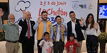 Lechetón 2030 celebra en 2018 los 40 años de la colecta nacional de leche