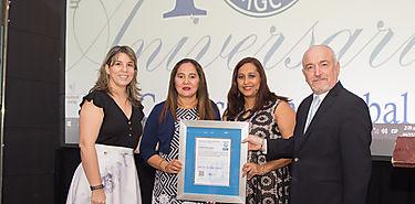 Laboratorios de Sanidad Vegetal del MIDA reciben premios a la calidad y excelencia empresarial