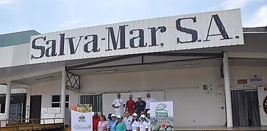 SalvaMar SA arrancó esta semana con el sello Panamá Exporta