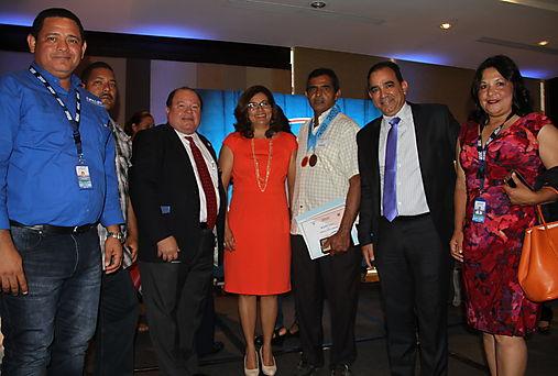 Representante de Herrera gana Premio Nacional al Pescador 2017