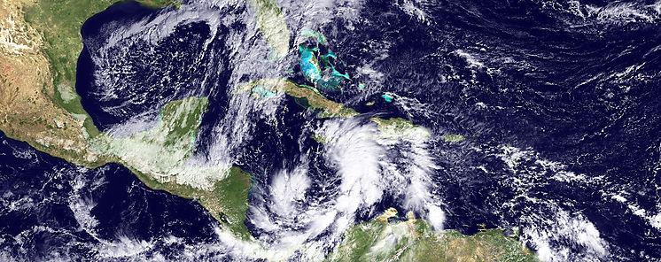 Se prevé 14 tormentas tropicales en el Océano Atlántico