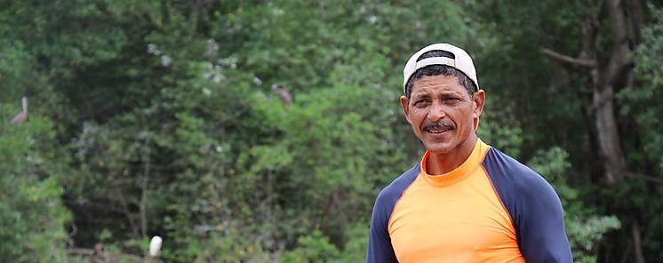 Ganador de la I Versión del Premio Nacional al Pescador